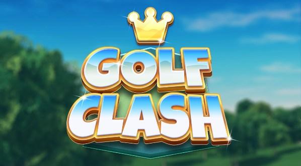 Golf-Zusammenstoß