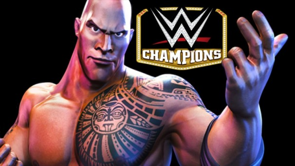 champions de la WWE