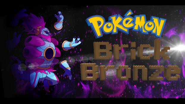 Mattone di Pokemon bronzo