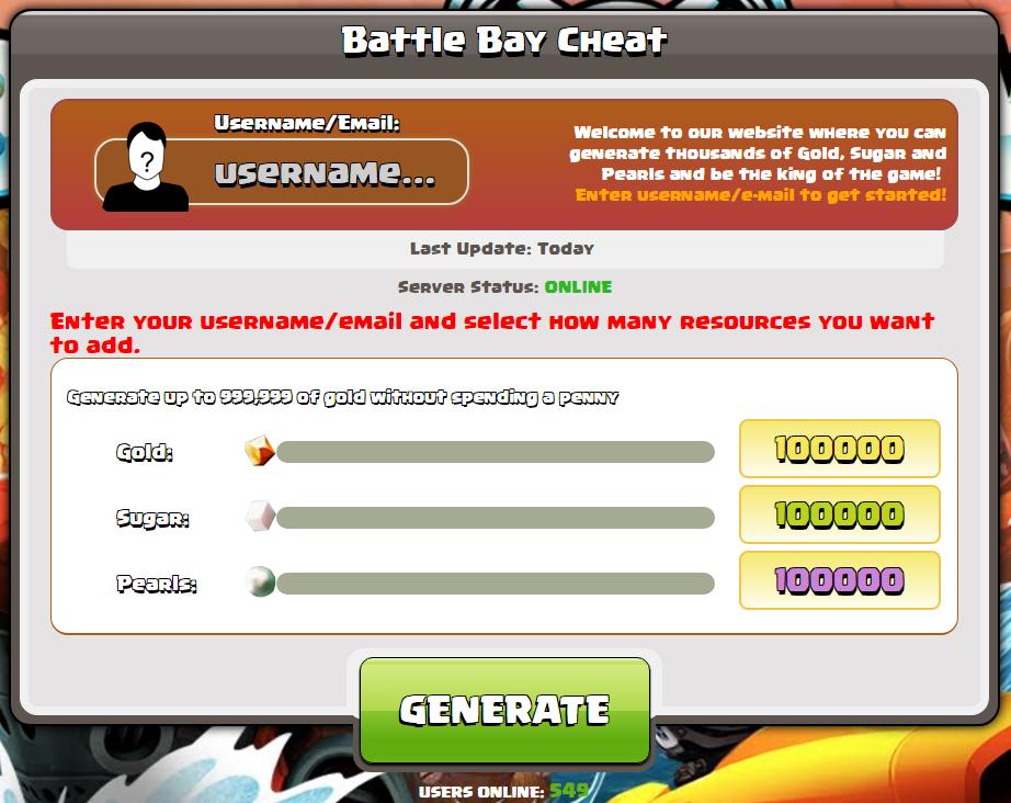 battle bay hack